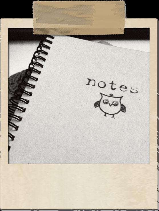 Notespolaroid